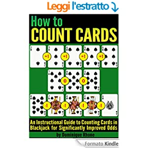 How to count cards in blackjack 21