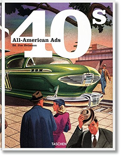 All-American Ads of the 40s (Co 25)