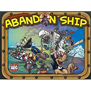 Abandon Ship board game!
