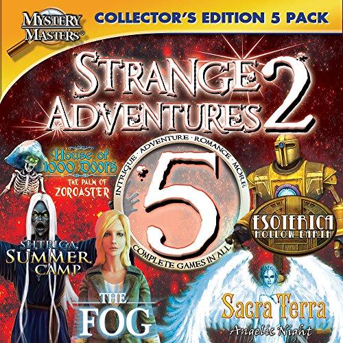Strange Adventures Collector