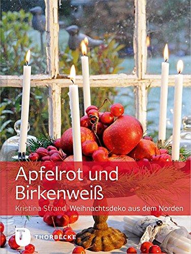 apfelrot amp birkenwei223 weihnachtsdeko aus dem norden