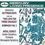 Prokofiev: Scythian Suite; Love for T...
