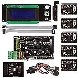 サインスマート RAMPS 1.4 3Dプリンタをはじめようキット(Breakoutボード SD + A4988 + LCD2004コントロールパネル for Arduino RepRap )