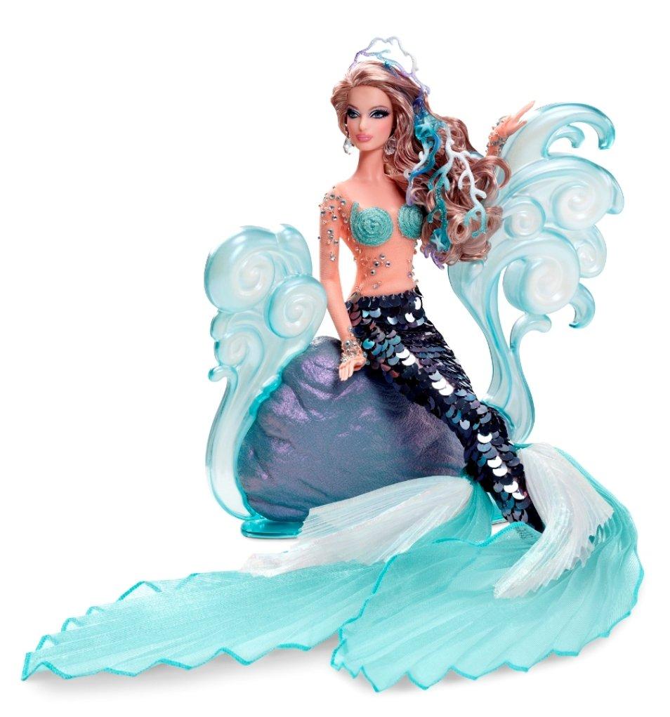 Barbie Collector # W3427 The Mermaid online kaufen