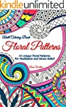 Adult Coloring Book: Floral Patterns....