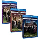 Downton Abbey: The Complete Seasons 1, 2 & 3 (9 Blu-ray Discs)