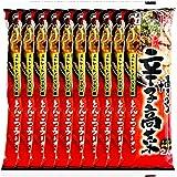 五木食品 博多辛子高菜とんこつラーメン 170g×10個