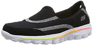 Skechers Go Walk 2, Baskets mode fille   Commentaires en ligne plus informations