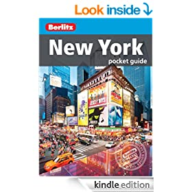 Berlitz: New York City Pocket Guide (Berlitz Pocket Guides)