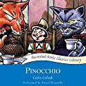 Pinocchio (       UNABRIDGED) by Carlo Collodi Narrated by Donal Donnelly