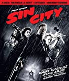 Sin City (Two-Disc Theatrical &amp; Recut, Extended, and Unrated Versions) [Blu-ray]