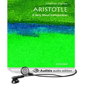 Aristotle: A Very Short Introduction (Unabridged)