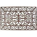 Esschert Design Doormat in Antique Brown - Rectangle