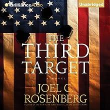 The Third Target Audiobook by Joel C. Rosenberg Narrated by David de Vries
