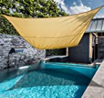 Outsunny Rectangle 13'x10' Sun Shade...