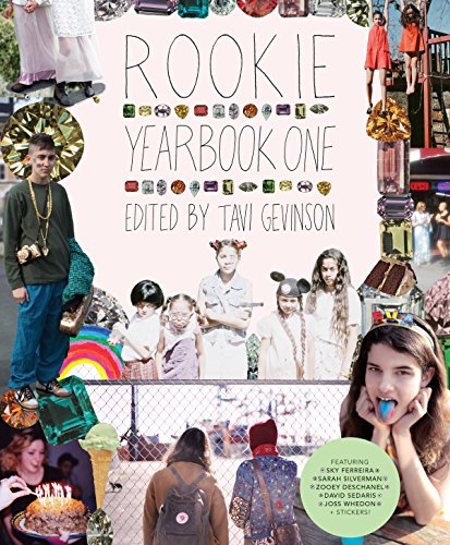 Rookie Yearbook One front-651591