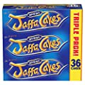 McVities Jaffa Cakes Triple Pack 36 450g from McVities