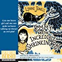 Emmy and the Incredible Shrinking Rat (       UNABRIDGED) by Lynne Jonell Narrated by Lynne Jonell