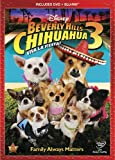 Cover art for  Beverly Hills Chihuahua 3 (Two-Disc Blu-ray/DVD Combo)