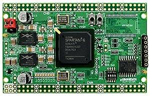 xilinx spartan 6 fgg484 fpga board 5v i o