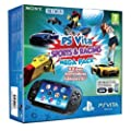 Console Playstation Vita Wifi 3G + Jeux � t�l�charger Sports & Course (PS Vita) + Carte M�moire 8 Go