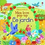 Le jardin - Mon livre pop-up