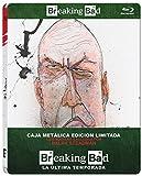 Breaking Bad 6 Temporada Blu-ray España (Edición Metálica)