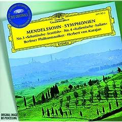 """Mendelssohn: Symphony No.4 In A, Op.90 - """"Italian"""" - 4. Saltarello (Presto)"""