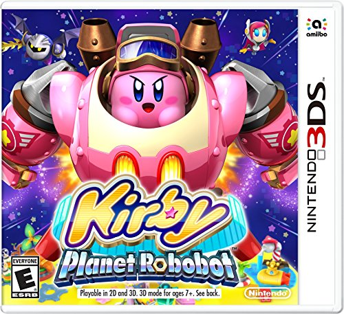 Kirby: Planet Robobot – Nintendo 3DS