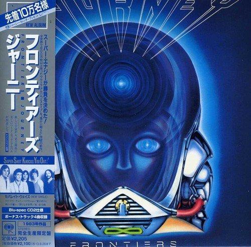 CD : Journey - Frontiers (Japanese Mini-Lp Sleeve, Blu-Spec CD, Japan - Import)