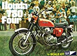 プラッツ 1/8 Honda ドリーム CB750 Four プラモデル MPC827