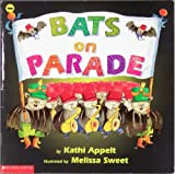 Bats on parade (0439207096) by Appelt, Kathi