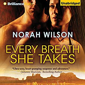 Every Breath She Takes Audiobook