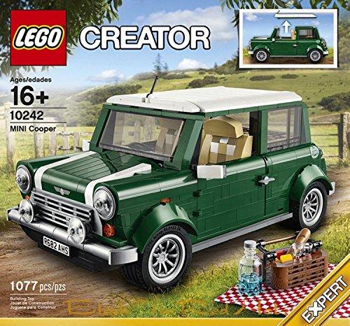 レゴ クリエーター ミニクーパーMk VII (並行輸入品)#10242