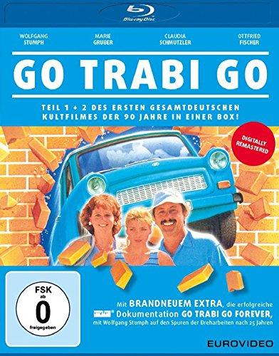 Go Trabi Go 1+2 [Blu-ray]