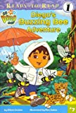Diego's Buzzing Bee Adventure[ DIEGO'S BUZZING BEE ADVENTURE ] by Inches, Alison (Author) Feb-05-08[ Paperback ]
