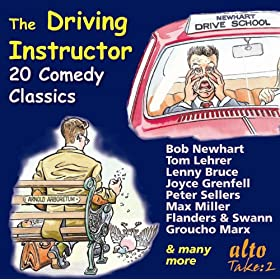 The Driving Instructor - 20 Comedy Classics