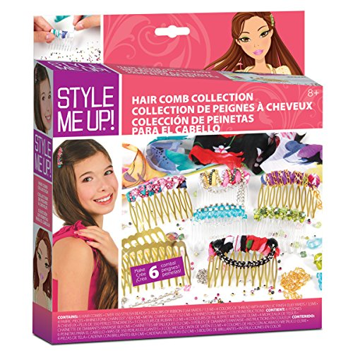 Style Me Up Hair Comb Collection - 1