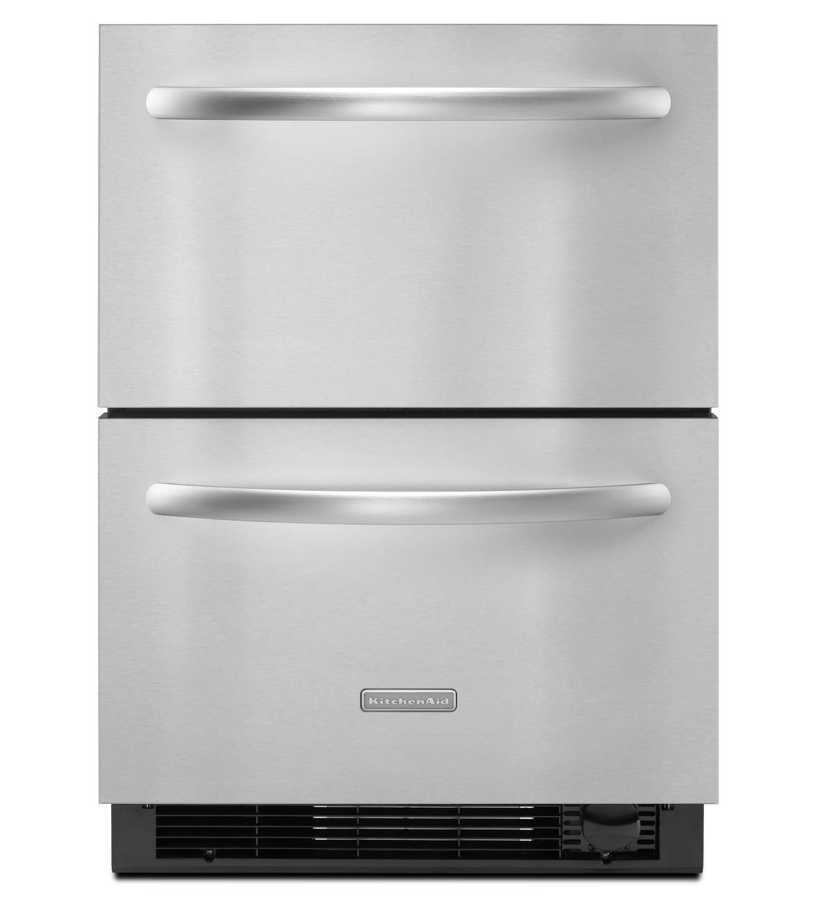 Stainless Steel Drawer Refrigerator Freezer