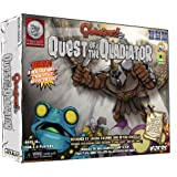 Neca Wizkids Heroclix Quarriors! Quest of the Qladiator Expansion Game