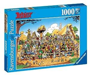 Ravensburger 15434 - Asterix Familienfoto - 1000 Teile Puzzle