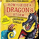 How to Ride a Dragon's Storm Audiobook by Cressida Cowell Narrated by David Tennant