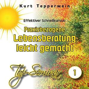 Effektiver Schnellkursus: Praxisbezogene Lebensberatung leicht gemacht (Top-Seminar 1) Hörbuch