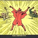 Calendrier Blake & Mortimer 2014 : Edition trilingue français-anglais-néerlandais