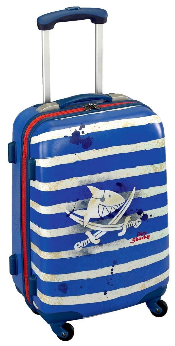 Spiegelburg 30566 Hartschalentrolley Capt'n Sharky online kaufen