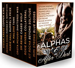 Alphas After Dark Boxed Set