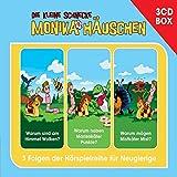 Die kleine Schnecke Monika Häuschen - 3-CD Hörspielbox Vol. 2: Folge 4-6 (Warum sind am Himmel Wolken? / Warum haben Marienkäfer Punkte? / Warum mögen Mistkäfer Mist?) (Hörspielboxen)