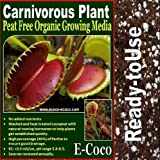 20 LITRE BAG-CARNIVOROUS-PLANTS-PLANT-VENUS-FLY-TRAP-SACCACENIA-ALDROVANDA-VESICULOSA-DIONAEA-MUSCIPULA-DROSERA-PINGUICULA-PITCHER-NEPENTHES