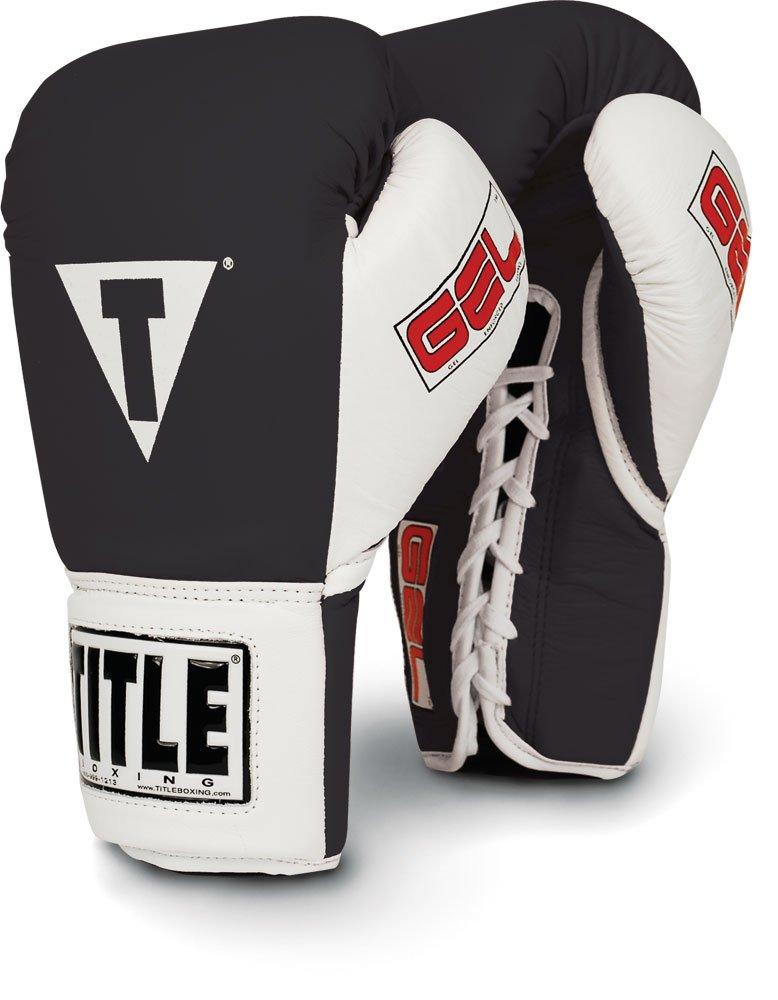 Title World Gel Bag Gloves Title Gel Lace-up World