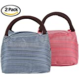 Flora Mcqueen Travel Zipper Organizer Box 2 Packs Tote Bag Lunch Tote Freezable Cooler Lunch Bag Lunch Box Cooler...